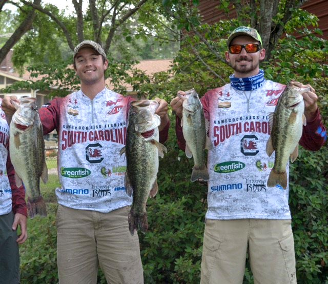 Fishing goals: Collegiate-level anglers share how it's done